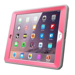 iPadmini / iPad mini2 Retina ハードケース (ピンク×グレー) 82netshouten