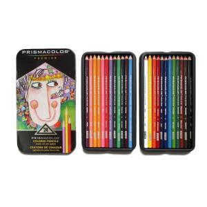 サンフォード色鉛筆 プリズマカラー 24色セット|82netshouten