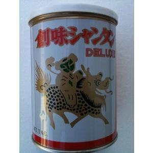 創味 シャンタンデラックスDX(缶)1kg×12缶(缶1280円) 中華スープの素
