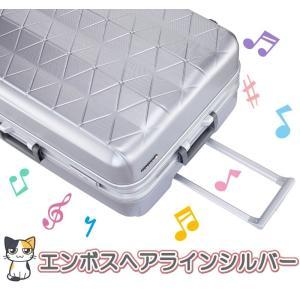 サンコー スーツケース スーパーライト サンコ...の詳細画像2