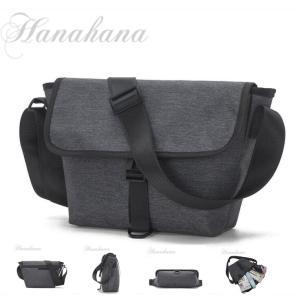 メッセンジャーバッグ メンズ ショルダーバッグ ナイロン  斜め掛け メンズ鞄  軽量 お出かけ 耐摩設計|8787-store