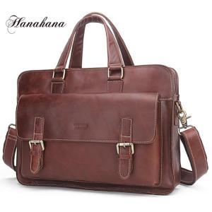 ビジネスバッグ メンズ 軽量 大容量 本革 ブリーフケース レザー 牛革 斜め掛け ショルダーバッグ 書類 かばん パソコンバッグ 手提げバッグ 通勤鞄|8787-store