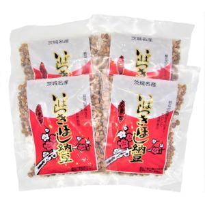 いばらき食品 いばらきほし納豆 150g×4個パック(計600g)|87da