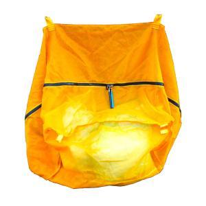 ゴミ集積ネット「バイバイからす」 ミニ(45Lゴミ袋20袋用)|87da
