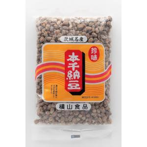 茨城県常総市で干し納豆製造30年以上の歴史を持つ「横山食品」の干し納豆です。衛生管理と干し加減の管理...