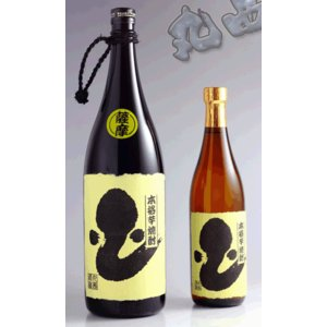 丸西酒造 深海 うなぎ 黒 1800ml|8848