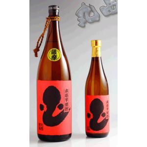 丸西酒造 深海 うなぎ 紅芋仕込み 1800ml|8848