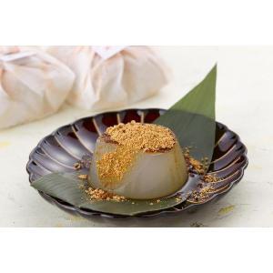 上質な吉野の葛粉を使用して、 現代風に仕上げた本格派のくずもちです。 独特な食感と控えめな甘さは、 ...