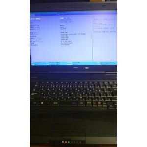 <ジャンク>NEC VK25TX-H Core i5 テンキー付無し 無線無し