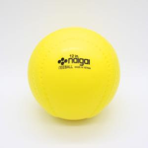 トレーニングボールナイガイライトボール 12インチ 12球 <ティーボール>ティーバッティングに