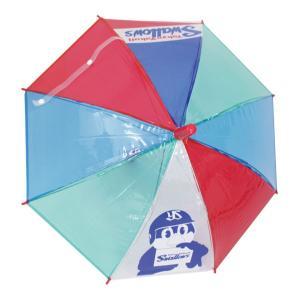 【商品説明】 応援にはかかせない! 定番のビニール傘です! 応援傘一番人気の4色傘、つば九郎のイラス...