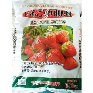 いちごの肥料 10kg コスモ水産|8hana-gift