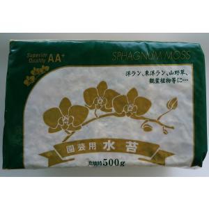 チリ産水苔 約500g  圧縮品 AA+|8hana-gift