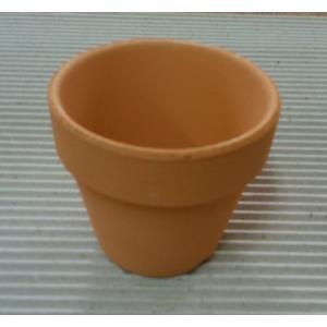 素焼き鉢 2.5号 10個入り|8hana-gift