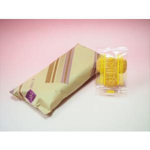 黄八丈ミニサブレ 12枚袋入り|8jomingei