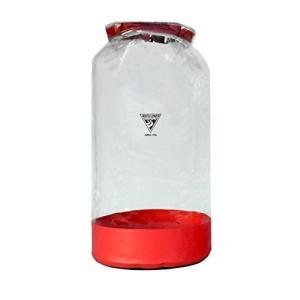 シアトルスポーツ氷河クリアドライバッグ(X-ラージ)並行輸入品