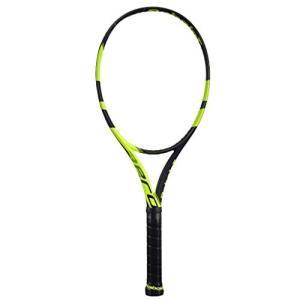 バボラ テニスラケット ピュアアエロ BF101253 ブラック×イエロー 2並行輸入品
