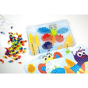 ・Playful pegs are here The Miniland Interactive Pe...