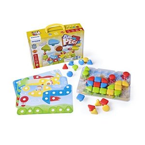 """""""・Playful pegs   but in kid-friendly size The Mini..."""