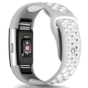 """""""・高品質の材料   交換できます。Fitbit Charge 2用アクセサリーバンドは柔軟で作られ..."""