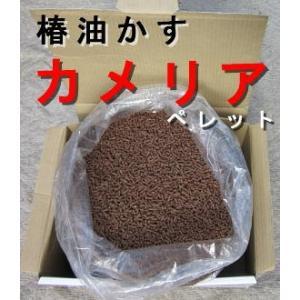 椿油粕特殊肥料 椿キングを小分け1kg つばき油かすカメリアで土作り|9-9store|03