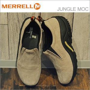 メレル MERRELL ジャングルモック トープ スリッポン メンズ レディース ジャングルモック JUNGLE MOC