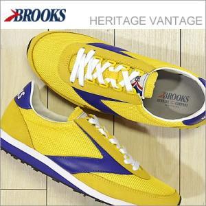 BROOKS ブルックス メンズ スニーカー BROOKS ブルックス Salpher Yellow/Royal Blue サルファーイエロー/ロイヤルブルー 928wing