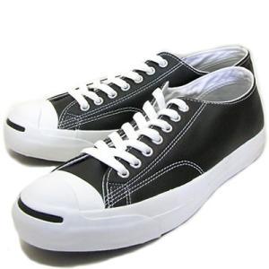 コンバース LEA レザー ジャックパーセル ブラック CONVERSE LEA JACK PURCELL 靴 スニーカー シューズ|928wing