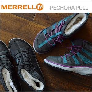 メレル レディース シューズ MERRELL ペコラ プル PECHORA PULL コンフォート スリッポン