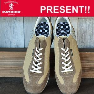 PATRICK パトリック MILITARY-M ミリタリー・マラソン CML キャメル MARATHON 靴 スニーカー シューズ