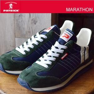 パトリック PATRICK マラソン スニーカー MARATHON NT.BL ナイトブルー