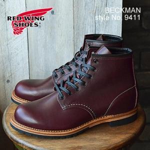 レッドウイング レッドウィング ブーツ メンズ REDWING 9411(9011) Beckman...