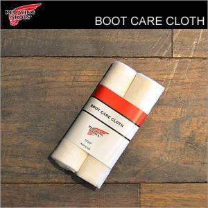 レッドウイング レッドウィング REDWING Boot Care Cloth ブーツ ケア クロス...