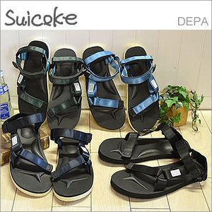 SUICOKE(スイコック)DEPA(デパ)【4色】 [Vibram・ビブラム・靴・サンダル]|928wing