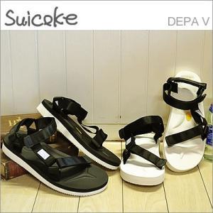 SUICOKE(スイコック)DEPA V(デパ V)【2色】 [Vibram・ビブラム・靴・サンダル]|928wing
