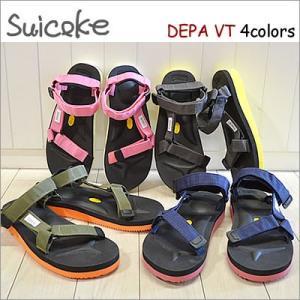 SUICOKE(スイコック)SUICOKE×TIMAI(スイコック×ティマイ)DEPA VT(デパ VT)【4色】 [コラボ・Vibram・ビブラム・靴・サンダル]|928wing