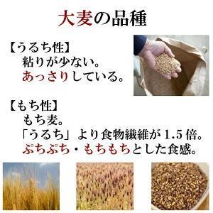 新麦 令和元年産 もっちもち大麦 1.5kg(500g×3袋)国産 ポイント消化 送料無料 500 食品 米 雑穀 お試し 大麦 メール便 岡山県産 訳あり メール便|9461534|05