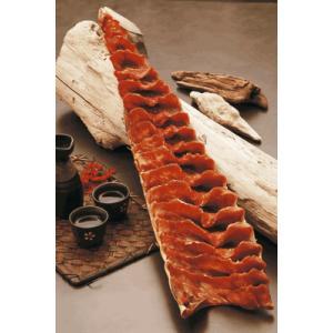 北海道産鮭とば半身約500g             贈答用 (釧路市漁協)|946gyokyou|02