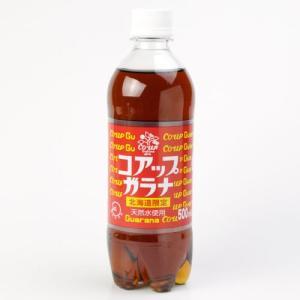 コアップガラナ 飲みきり500ml5本セット 送料割引サービス込 北海道 ご当地 ドリンク|946kitchen