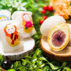 Hokkaido マトリョーシカ 5個入 北海道銘菓|946kitchen