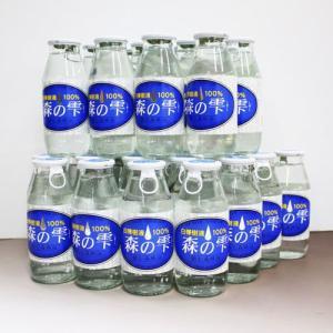 飲む森林浴 白樺樹液 森の雫 30本入   北海道 ご当地 ドリンク 水|946kitchen
