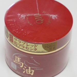リシャス スキンクリームQC 桜の香り(馬油)200g