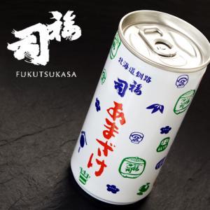 【割引送料込み 同梱不可】 北海道 釧路 福司酒造 あまざけ 190g×20缶(1ケース) 【ケース配送品】 946kitchenwasho