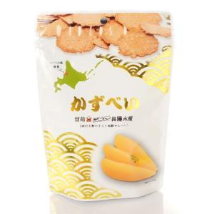 【山口油屋福太郎×井原水産】 かずべい 80g 味付き数の子入り海鮮せんべい