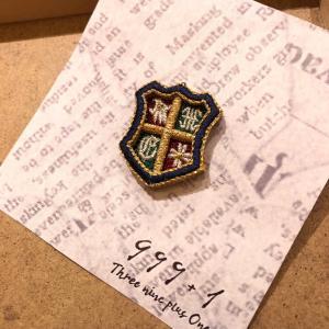 1416D ラカムワッペン 刺繍 エンブレムD|999a