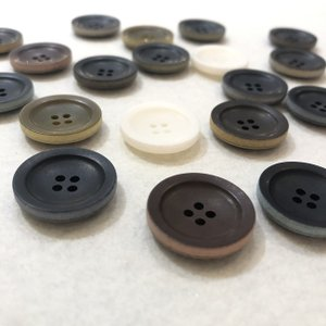A POP7 15mm〜23mm POPカラーユリアボタン|999b