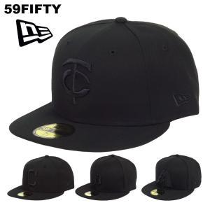 ブランド:NewEra(ニューエラ)  商品名:59FIFTY(5950) BLACK ON BLA...