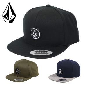 VOLCOM ボルコム キャップ メンズ 帽子 QUARTER TWILL CAP