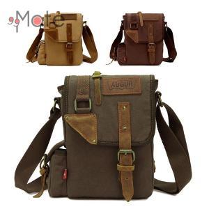 メンズバッグ サコッシュ ショルダーバッグ 斜め掛け メンズ レディース 帆布 カバン バッグ レジャー キャンバス 鞄|99mate