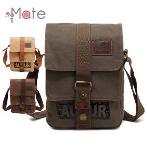 小型ショルダーバッグ バッグ メンズ サコッシュ 斜めがけ 軽量 帆布 バッグ カバン レジャー キャンバス 鞄|99mate